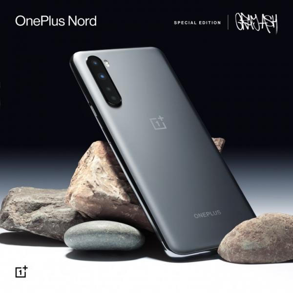 OnePlus представила специальное издание OnePlus Nord