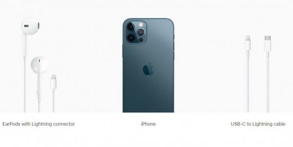 Apple сделала исключение в скромной комплектации iPhone 12 для Франции