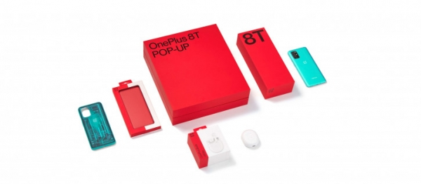 Анонс OnePlus 8T – плоский экран, 120 Гц и самая быстрая зарядка