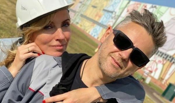 Светлана Бондарчук с мужем Сергеем