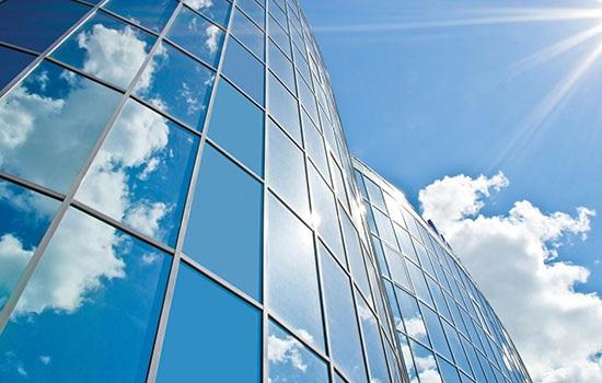 Солнцезащитная пленка — лучшее решение для повышения комфорта в здании