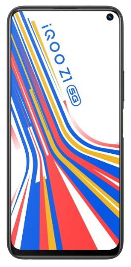 Анонс Vivo IQOO Z1 - игровой флагман на MediaTek со 144-Гц экраном